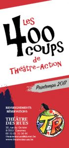thumbnail of Brochure 400Coups – Printemps2017