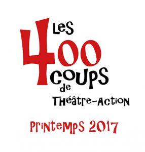 400Coups logo Printemps 2017
