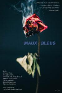 Affiche Maux Bleus2